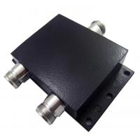 China Microwave Wideband Cavity Rf 2 Way Splitter N Female 800 - 2700 MHz  Water Resistant on sale