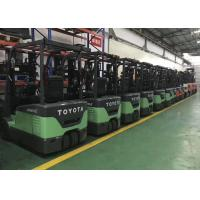 Wholesale Original Toyota Used Reach Truck Forklift High Efficiency 1070mm Fork Length from china suppliers