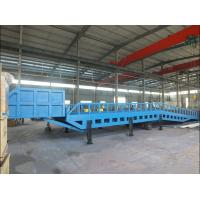 Wholesale Manufacturer supply mobile docks for cargo loading and unloading for sales from china suppliers