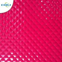 Wholesale OEM Synthetic Leather Fabric Waterbase Vegan Smooth Tough Flexibility Foiled from china suppliers