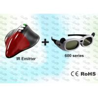 Wholesale External 3D Shutter Glasses and SYNC Emitter for PC from china suppliers