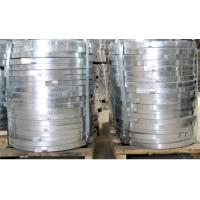 Wholesale Customized Cutting Minimized Spangle JIS G3302 Standard Hot Dip Galvanized Steel Strip from china suppliers