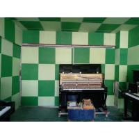 Wholesale Cinema Polyester Acoustic Panels , Decorative Fireproof Sound Absorption Board from china suppliers