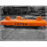 Buy cheap Electric Lifting Magnet Crane Machinery for Steel Material Holding MW84 product