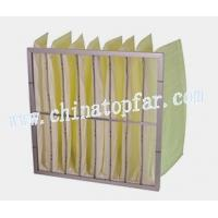 Wholesale Multi-pocket bag filter,Pocket filter,air filteration equipment from china suppliers