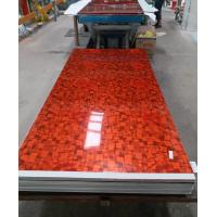 Wholesale 159 194 206 DIY PVC marble sheet WPC Plastic-Wood Fast Installation Decoration building materials used for ceiling wall from china suppliers