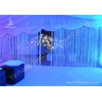 Wholesale Beautiful Partition Wall Decorated Aluminum Large Outdoor Wedding Tents 20x30M from china suppliers