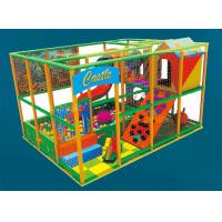 Wholesale Kids Indoor Playground Equipments with Oceanball Pool Bounces TN-10111E from china suppliers