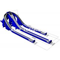 Wholesale 15m High Outdoor Giant Inflatable Water Slide For Sale / Trippo Slide from china suppliers