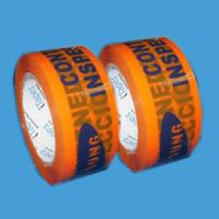 Wholesale Strong adhesive custom logo printed bopp packing tape with company logo from china suppliers