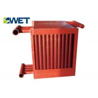China Coal Biomass Boiler Economizer Heat Exchanger , Industry Coal Boiler Parts on sale