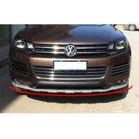 Volkswagen Touareg Car Bumper Protector Front Guard And Rear Guard