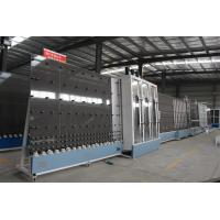 Buy cheap 380V 50HZ 35Kw Glass Processing Machines 21000x2800x3450mm Dimension from wholesalers