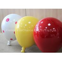 Wholesale Custom Solid Surface Large Outdoor Balloons Fiberglass Raw Materials from china suppliers