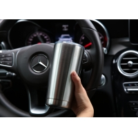 Wholesale 600ml 20 Ounce LFGB Double Wall Stainless Steel Travel Mug from china suppliers
