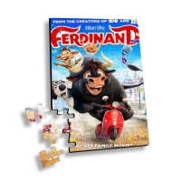 Wholesale Flip 3D Lenticular Printing Service Children Educational Toy 3D Jigsaw Puzzle from china suppliers