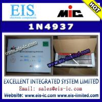Buy cheap 1N4937 - MIC - FAST RECOVER RECTIFIER - Email: sales014@eis-ic.com from wholesalers
