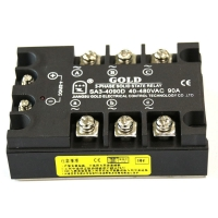 Wholesale 3mA Off State Leakage 3 Phase SSR Relay 75a 240v from china suppliers