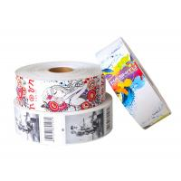 Wholesale Full Color Roll Product Paper Hang Tags Swing Custom Printing Eco - Friendly from china suppliers
