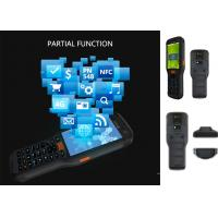 Wholesale Mobile Handheld PDA Devices 1D 2D Barcode Scanner Rugged Android Terminal IP67 from china suppliers