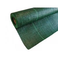 China Weed Barrier Sheeting and Garden Fabric - Green on sale