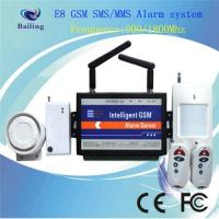 Wholesale Original Wireless GSM MMS intelligent alarm system with wavecom module from china suppliers