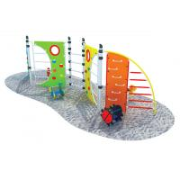 Wholesale Anti-static School Playground Climbing Wall with LLPDE Plastic A-17601 from china suppliers