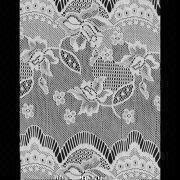Wholesale Eyelash Lace Fabric with Rascal Lace Fabric Pattern, Made of 92% Nylon and 8% Spandex from china suppliers