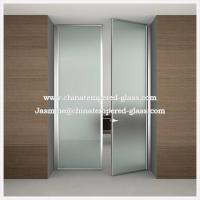 Wholesale Office Sliding Glass Door with Tempered or Toughened Glass from china suppliers
