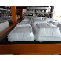 Wholesale Styrofoam PS Foam Food Container Thermoforming Machine 1000 / 1250mm from china suppliers