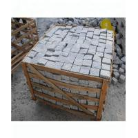 Wholesale G623 Mid Grey Granite Paving Environmental Protection ODM Service from china suppliers