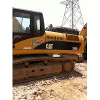 Wholesale Japan Made Used Caterpillar 336D Crawler Excavator For Sale from china suppliers
