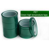 Wholesale Polyester Silicone Adhesive Electroplating Tape Heat Resistant from china suppliers
