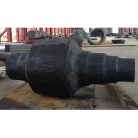 Wholesale Metal Blank Forged Steel Shaft Open Die Forging Casting OD 2500mm from china suppliers