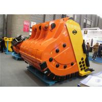 Wholesale 1-8m3 Excavator Rock Bucket Heavy Duty Wearable For Tough Working Environment from china suppliers
