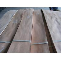 China Sliced Chinese Cherry Wood Veneer Sheet Crown/Quarter Cut on sale
