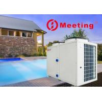 Buy cheap 42KW Constant 38 Degree Swimming Pool Heat Pump Pool Water Heater 11000L/H Anti - Corrosion Heat Exchanger from wholesalers