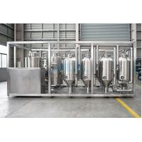 Wholesale High Quality 15 Bbl Steam Powered Brewhouse from china suppliers