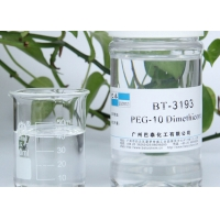 Wholesale PEG-10 Dimethicone Water Soluble Silicone Oil For Hair Care Fabric Textile from china suppliers