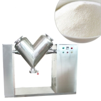 Wholesale Pharmaceutical Dry Powder Mini V Cone Mixer 12r/Min Automatic from china suppliers