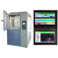 3 Zones Climatic Test Chamber With Programmable LCD Touch Screen Controller