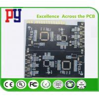 Wholesale Fr4 Base Material Multilayer PCB Circuit Board 1OZ Copper Thickness HASL Surface from china suppliers
