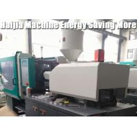 Wholesale Screw Type Hydraulic Injection Molding Machine Clamping Tonnage 530 KN from china suppliers
