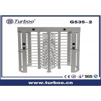 Wholesale Outdoor Full Height Access Control single lane and dual lane Turnstile Gate With A Direction Indicator from china suppliers