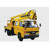 China Durable Knuckle Boom Bucket Truck Lift For Aerial Lifting Machinery on sale
