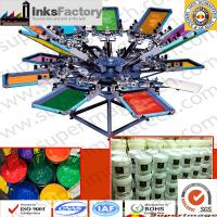 Water Based Silkscreen Printing Ink for T-Shirts