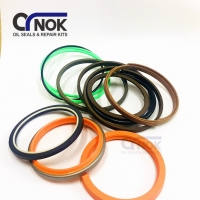 Wholesale 707=98-37620 Excavator Hydraulic Boom Cylinder Seal Kit PC120-6 PTFE from china suppliers