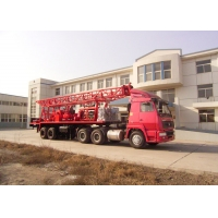 Wholesale 350m Trailer Mounted Drill Rig from china suppliers