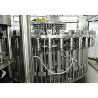 PET bottles Beverage Filling Machine include Rotary rinser, Rotary filler, Rotary capper