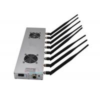 Wholesale 30m Long Range High Power Signal Jammer 8 Bands 16w With 24 Hours Work Time from china suppliers